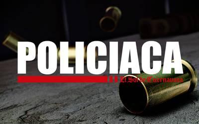REPORTE POLICIACO. Ataque armado en centro de Tijuana, hombre muerto y mujer herida