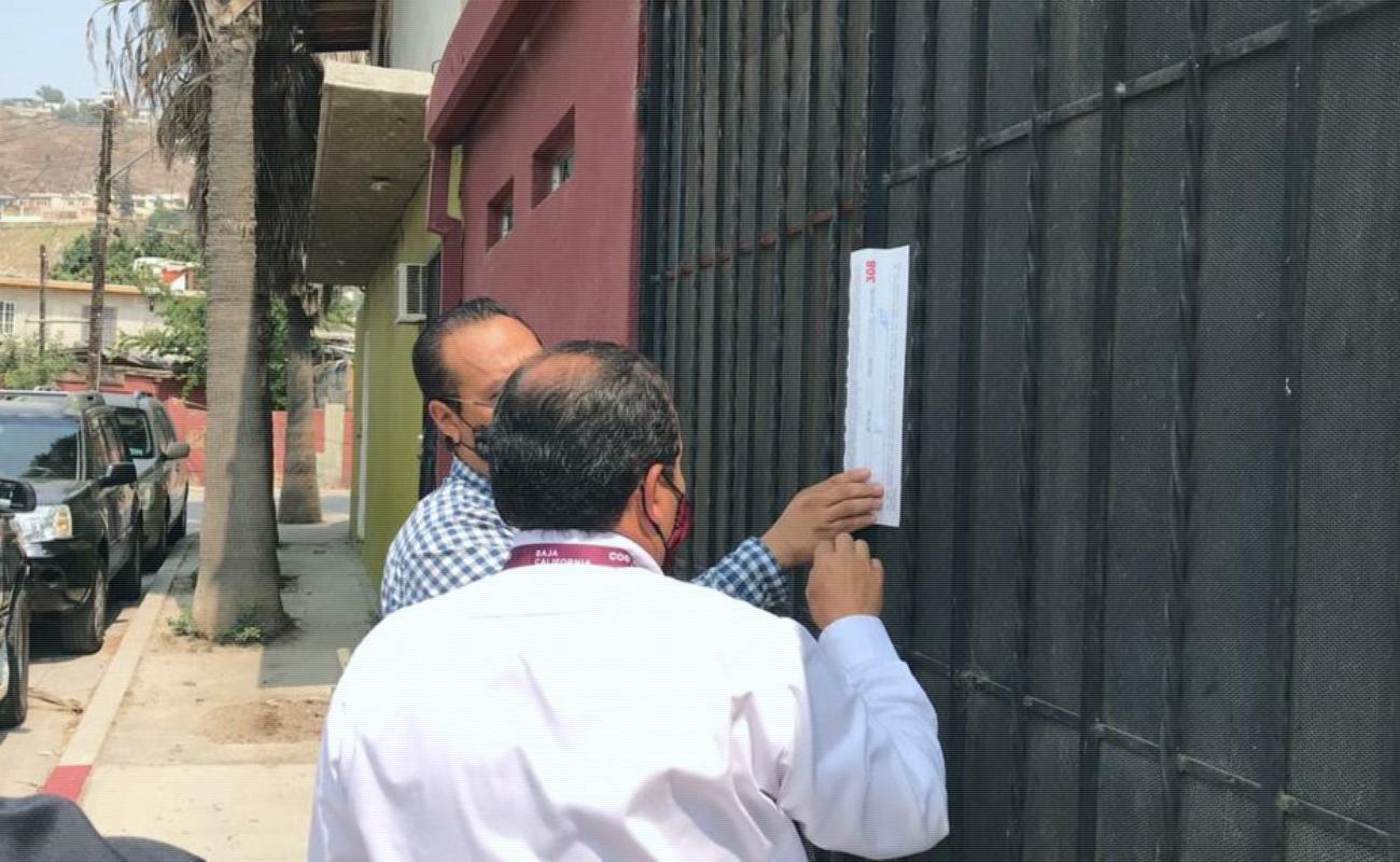 ORDENA TRIBUNAL RETIRAR SELLOS DE CLAUSURA DE COEPRIS EN BODEGAS DIF TIJUANA
