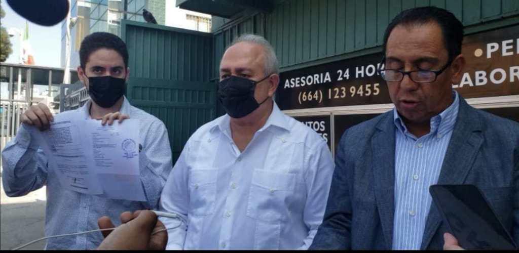 EX GOBERNADOR OSUNA MILLÁN PRESENTA DENUNCIA CONTRA BONILLA POR DIFAMACIÓN