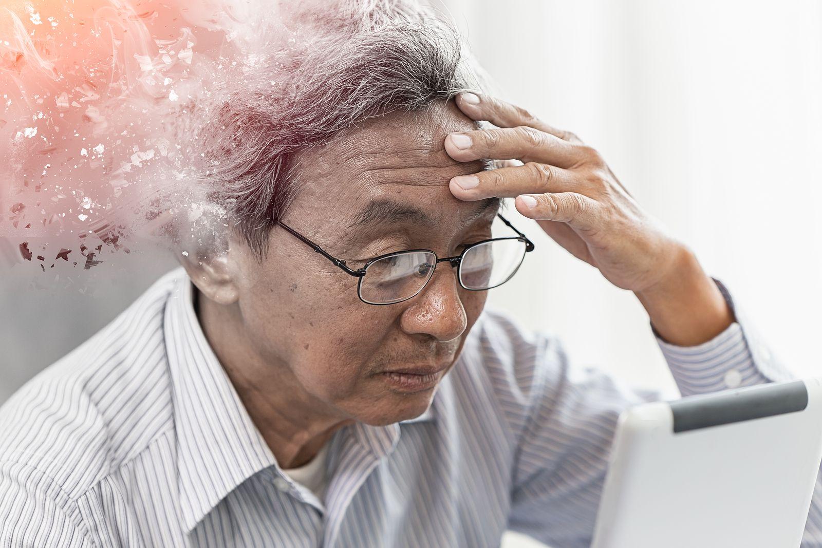 ¿Olvidar un nombre o una palabra significa que tengo demencia?