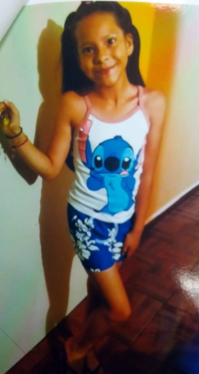 LOS MÁS BUSCADOS:  Encuentran a Patricia del Carmen Torres Ortiz, de9 añosde edad.