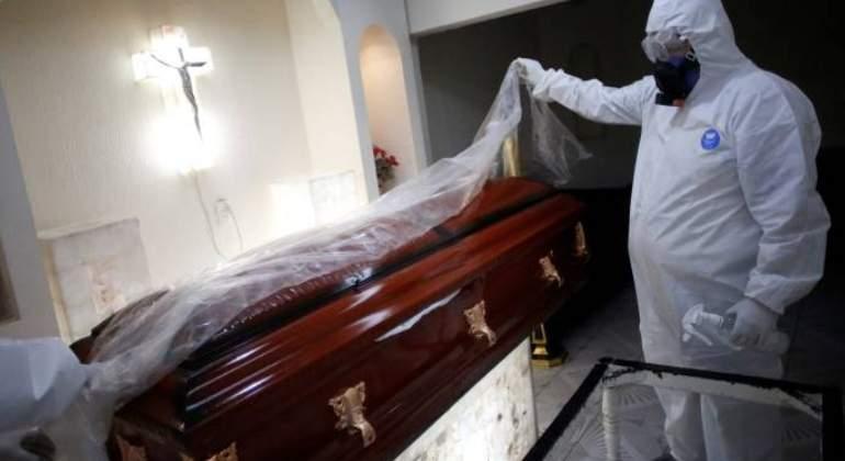 EXCESO DE MORTALIDAD.De 193 mil 170  muertes en México 139 mil 153,atribuibles al CORONAVIRUS
