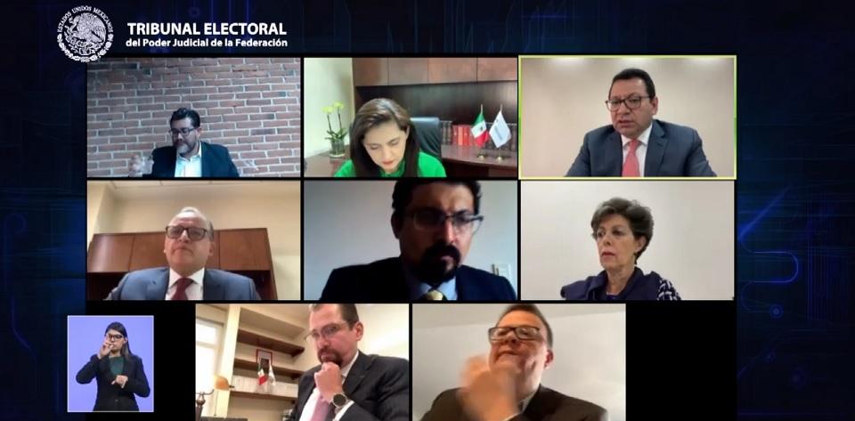 TEPJF NIEGA EL REGISTRO.México Libre de Calderón y Zavala: no será partido político.