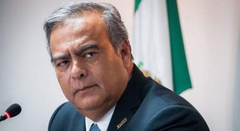 PIDEN EXTRADITAR A EX FUNCIONARIO DE LA CIUDAD DE MÉXICO.Raymundo Collins