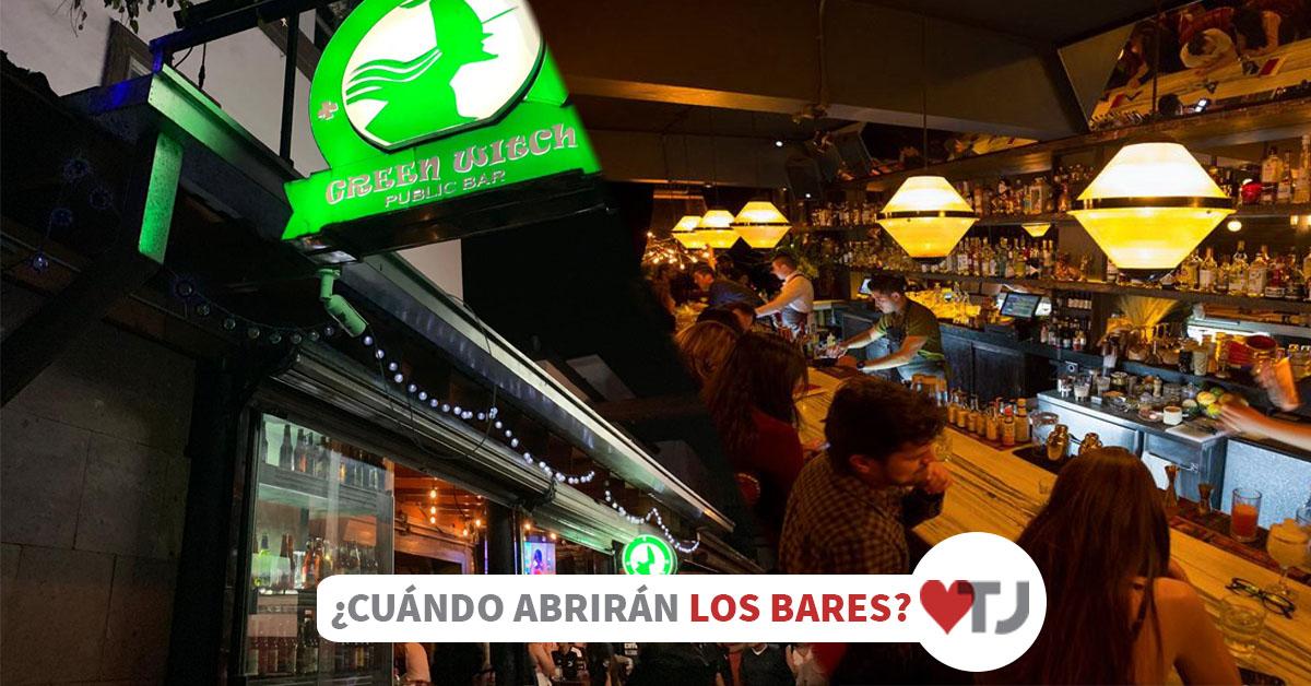 CORONAVIRUS: Cerrarán el martes bares en B.C. que no cumplieron con protocolo contra pandemia