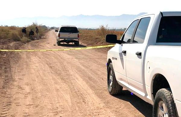 REPORTE POLICIACO.Roban camioneta blindada de subdirector estatal de seguridad en B.C.