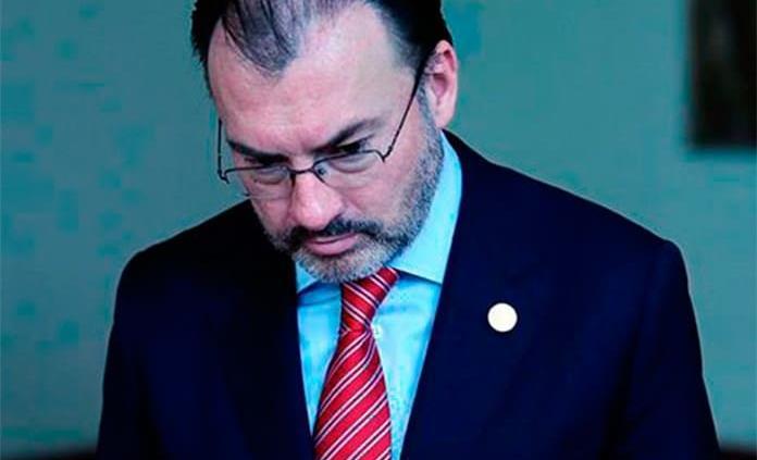 FGR NO RECIBIÓ DE JUEZ NINGÚN RECHAZO A ORDEN DE APREHENSIÓN CONTRA VIDEGARAY