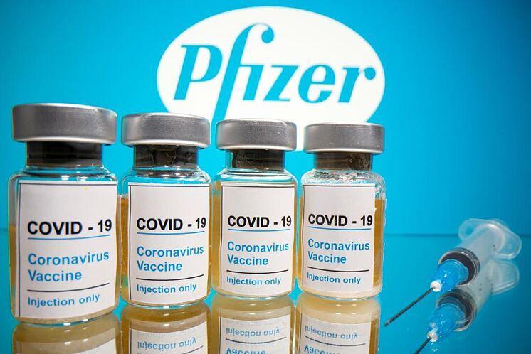 ANUNCIAN EFECTIVA DE VACUNA  PFIZER Y BIONTECH, CONTRA CORONAVIRUS. Previene el 90% de infecciones
