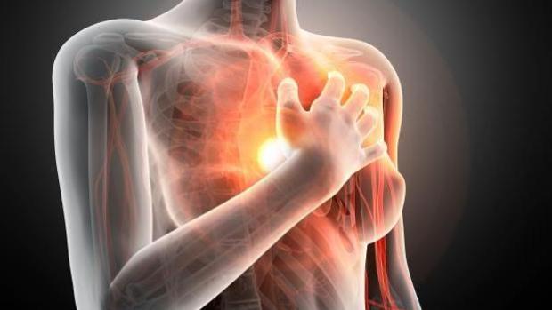 Aún  asintomático, el COVID-19 puede causar daños al  corazón