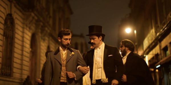 """""""EL BAILE DE LOS 41"""", PELÍCULA DEL TIJUANENSE DAVID PABLOS.Se estrenó en los cines el 20 de noviembre 2020"""