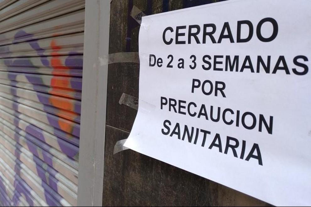 CIERRAN UN MILLÓN DE NEGOCIOS EN MÉXICO POR PANDEMIADEL COVID 19