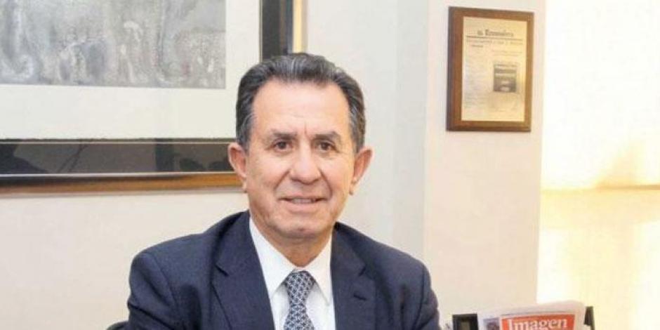 MUERE EL PERIODISTA LUIS ENRIQUE MERCADO, POR COVID 19.Oriundo de Zacatecas