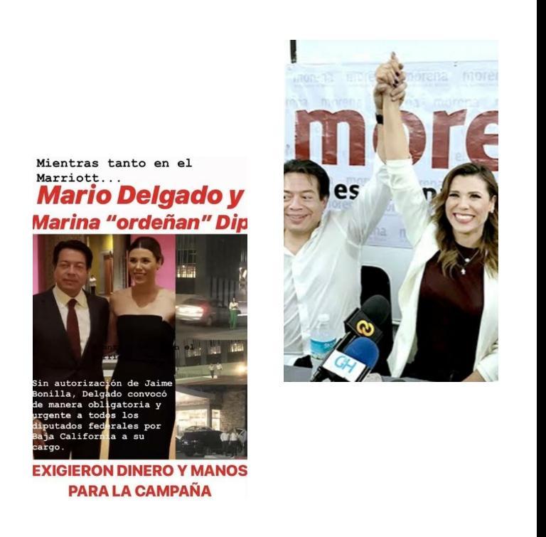 MARINA Y LOS CAPRICHOS DE LA NOMENKLATURA DE MORENA.Por Alfredo Calva