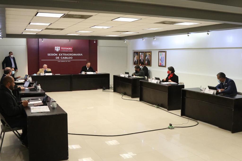 ACUERDAN CABILDO Y SINDICATURA INICIAR TRABAJOS DE ELEVADOR PARA DISCAPACITADOS