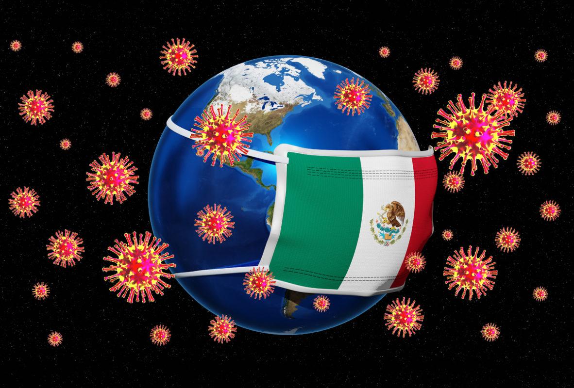 VAN 127 MIL 213 MUERTOS POR COVID 19 EN TODO MÉXICO.Al domingo 03 de enero 2021