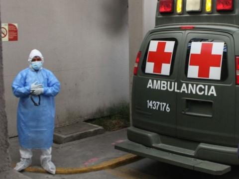 VAN 142 MIL  832 MUERTOS EN MÉXICO POR COVID 19.Son mil 584 fallecidos en 24 horas