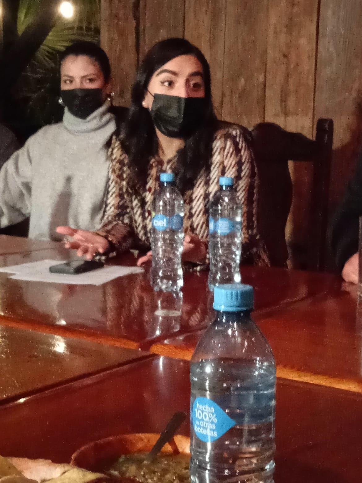 """""""CARRO COMPLETO"""" PARA MORENA EL 6 JUNIO: ELVIA MARTÍNEZ.Aspirante a ser candidata por el XV distrito electoral"""