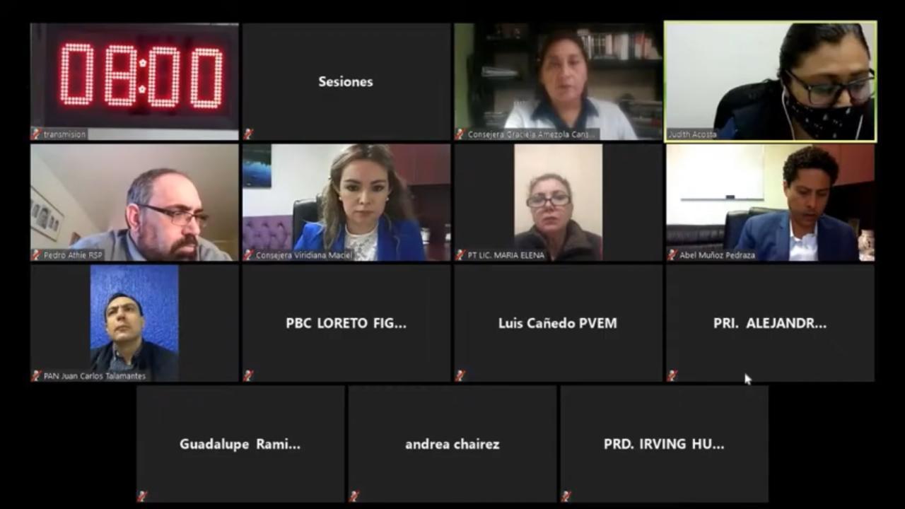 APRUEBA IEEBC RED DE COMUNICACIÓN ENTRE CANDIDATAS EN CASOS DE VIOLENCIA POLÍTICA