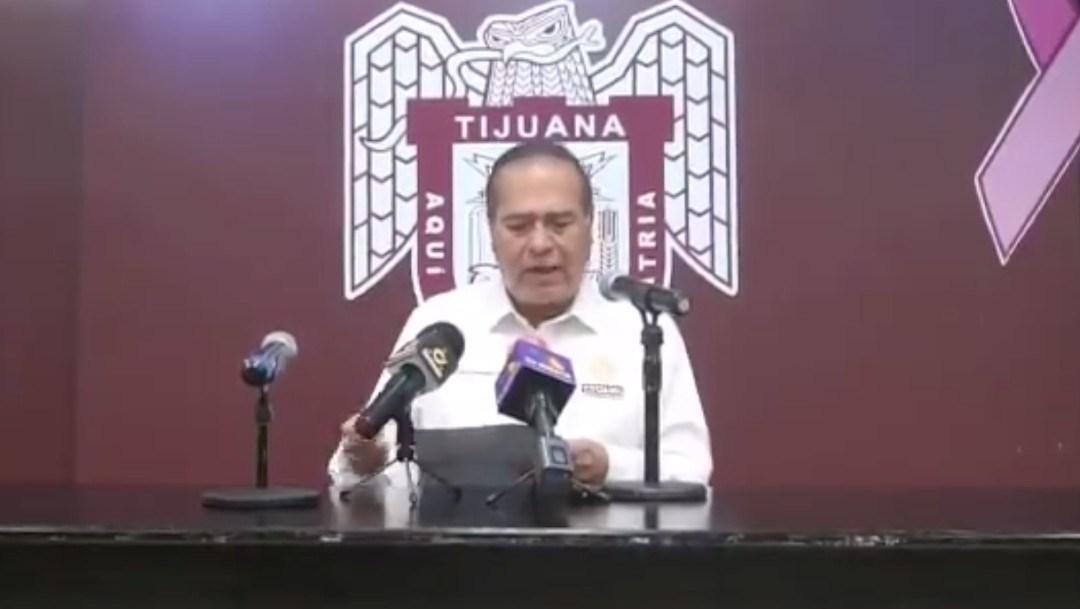 DAN LICENCIA DEFINITIVA AL ALCALDE DE TIJUANA, ARTURO GONZÁLEZ CRUZ