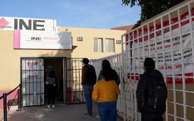 EL SÁBADO 10 DE ABRIL, ÚLTIMO DÍA PARA RECOGER CREDENCIAL.Ypoder votar el 6 de junio