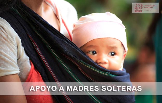¿CÓMO SOLICITAR  APOYO PARA MADRES SOLTERAS EN MÉXICO?