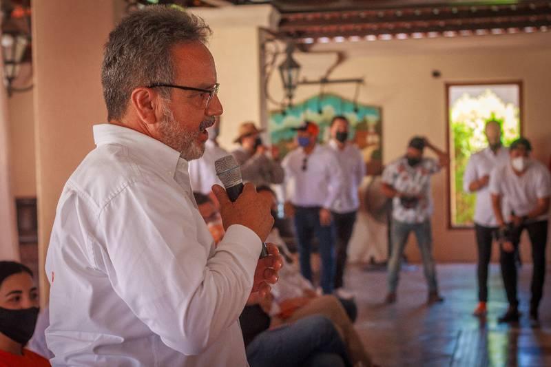 MATAN A CANDIDATO DE MC A ALCALDÍA DE CAJEME, EN SONORA
