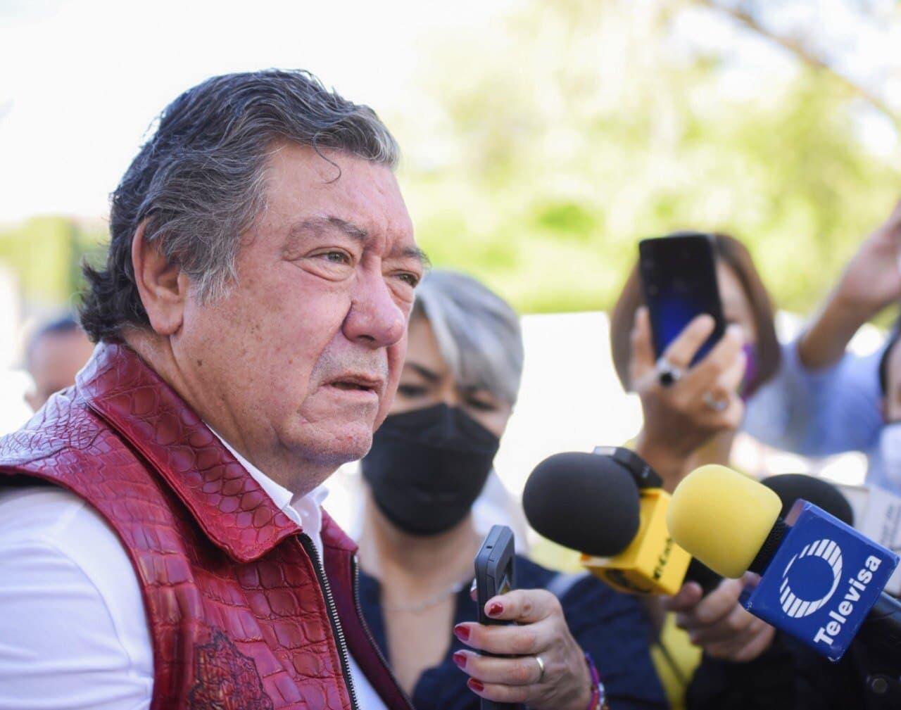 PRESENTA JORGE HANK PROYECTO DE OBRA PÚBLICA PARA SANTA FE