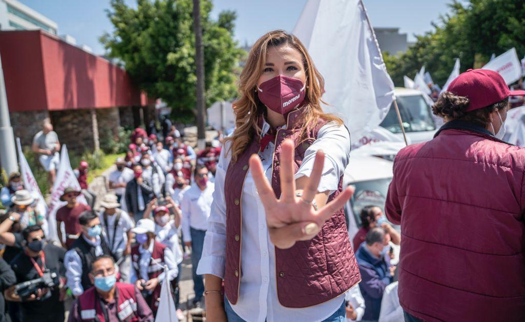 Con unidad, ganaremos de manera contundente en Baja California: Mario Delgado