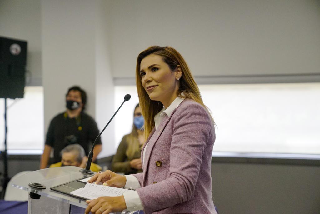 """Presentó Marina del Pilar, Plan """"Para Vivir un Estado Sustentable en Agua, Energía e Infraestructura"""","""