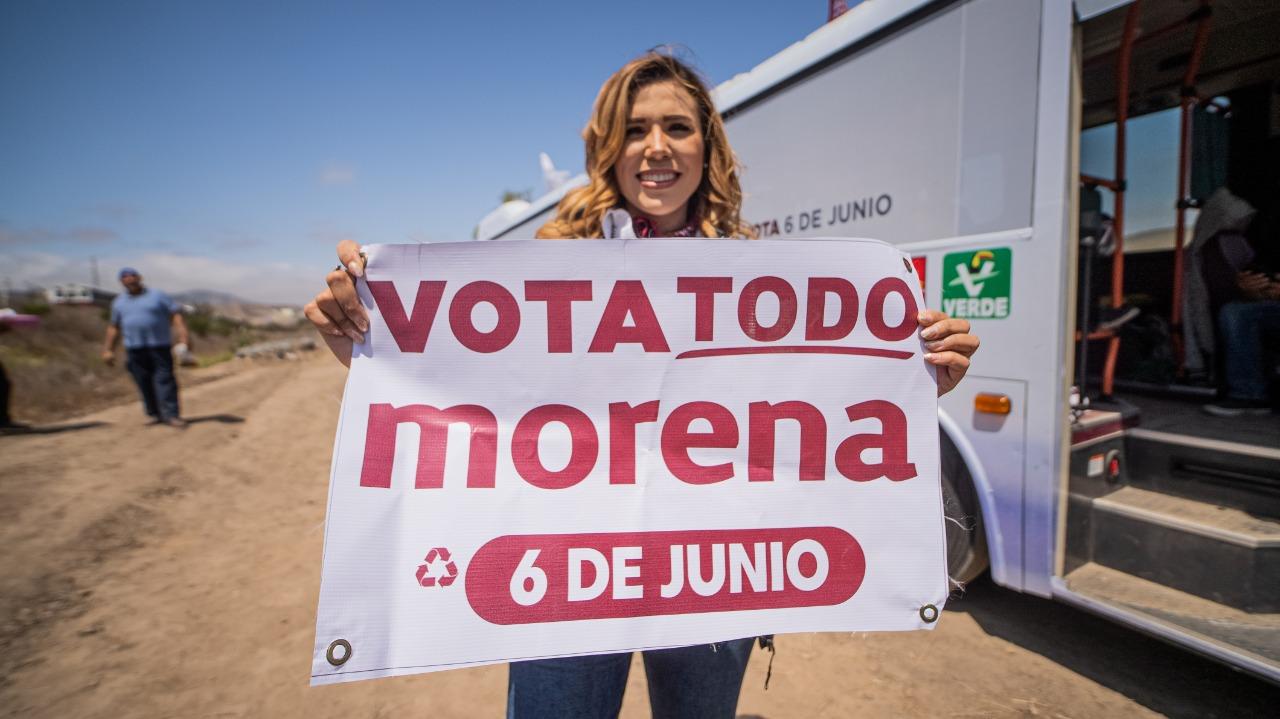 LLAMA MARINA DEL PILAR A PROMOVER EL VOTO A FAVOR DE LA 4a.T
