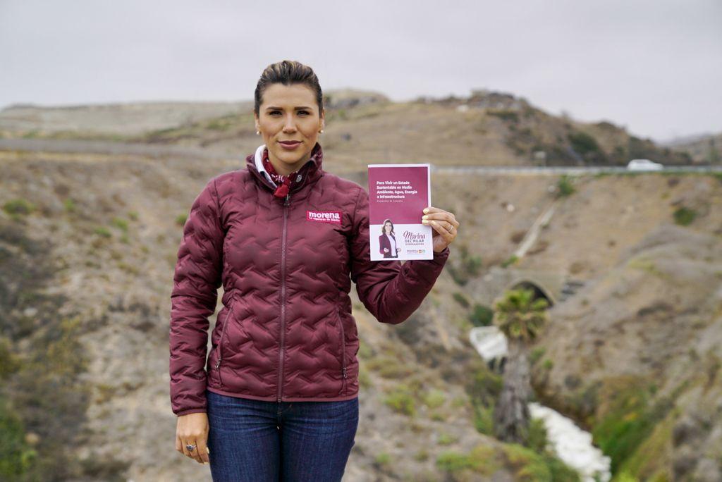 Presenta Marina del Pilar  Plan Integral hacia una Nueva Cultura Ambiental