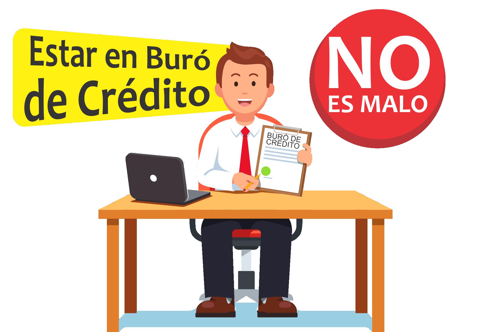 ¿Cuánto tiempo tardan en eliminarme del buró de crédito?