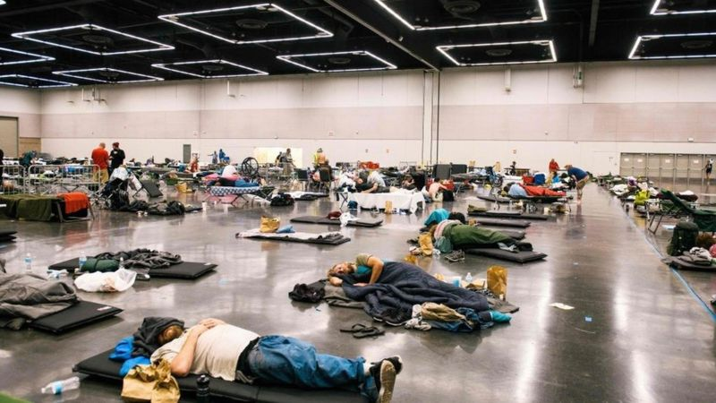 VAN 130 MUERTOS EN CANADÁ POR INTENSO CALOR