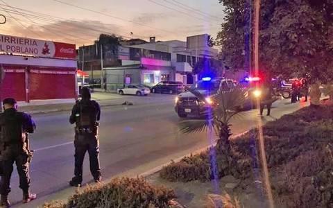 REPORTE: MATAN A OTRO POLICÍA EN TECATE. El segundo agente municipal asesinado  en menos de  72 horas