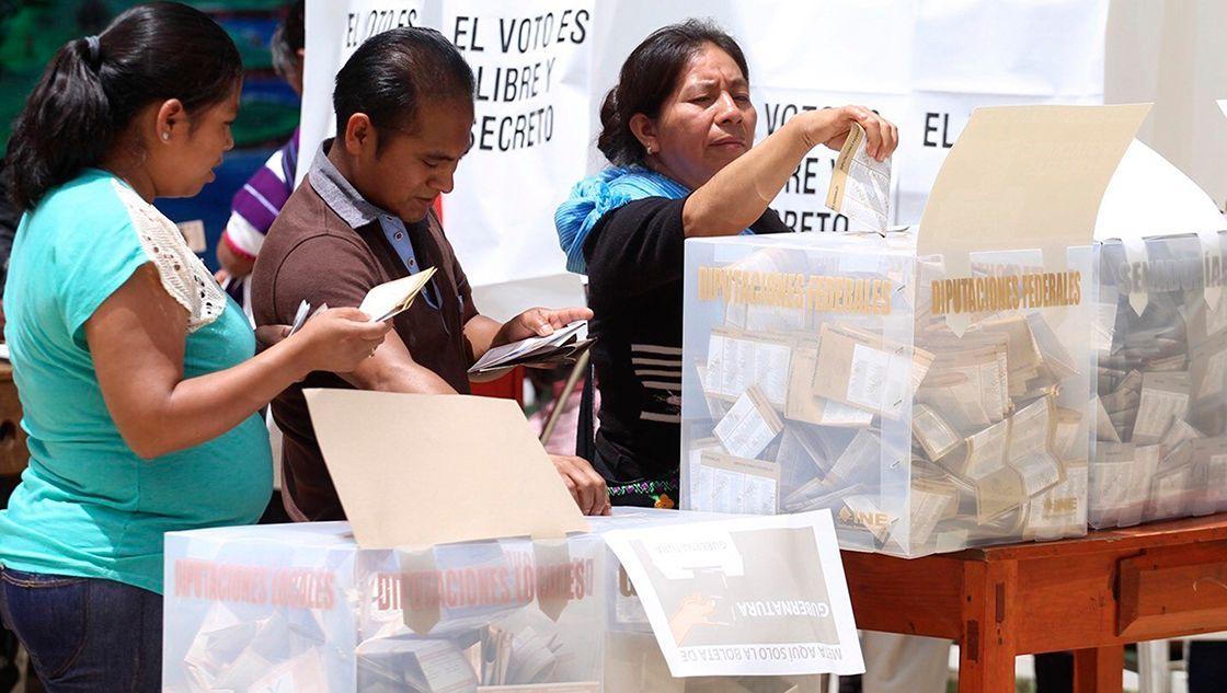 EN BAJA CALIFORNIA SÓLO  VOTÓ EL 38.47% DEL PADRÓN ELECTORAL.