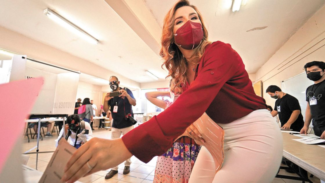 SERÍA MARINA DEL PILAR AVILA, PRIMERA GOBERNADORA EN BAJA CALIFORNIA