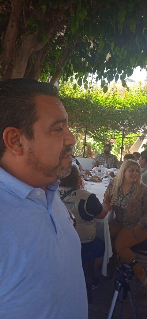 INSPECTORES DE TRANSPORTE PÚBLICO MUNICIPAL SE DEDICAN A EXTORSIONAR:BALTAZAR GÓMEZ