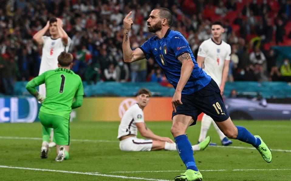 CAMPEONES. Italia gana la EuroCopa  tras vencer a Inglaterra en penales