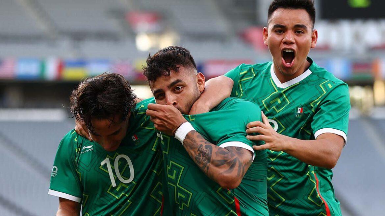 MÉXICO GANA 4-1 A FRANCIA, EN FUTBOL, EN OLIMPIADAS  TOKYO 2020/21