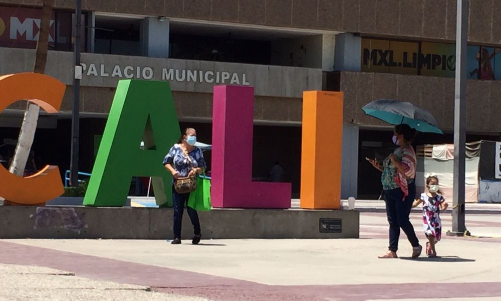 HAN MUERTO 21 PERSONAS EN MEXICALI POR ALTAS TEMPERATURAS.18 por golpe de calor
