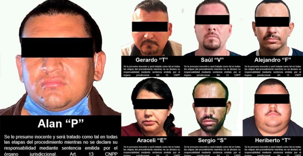 """DETIENEN EN MEXICALI A""""LOS TAMAYO"""", BANDA DE TRAFICANTES DE INDOCUMENTADOS"""